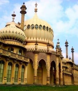 Ikonik yang menghias kota kecil Brighton